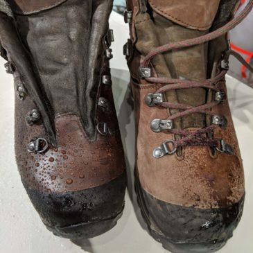 How to Treat Your Boots