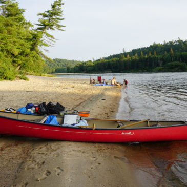 Preparing for your First Canoe Trip