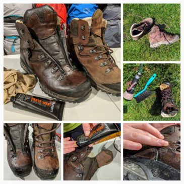 Treating your Hiking Boots