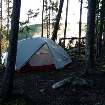 Top Ten Ways to Shorten the Lifespan of a Tent
