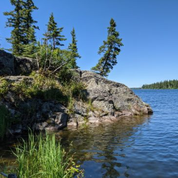 Nut Point – A Hike through the Canadian Shield